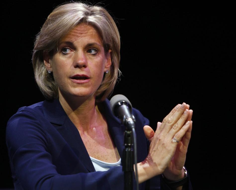 Former President of Yahoo! Inc., Susan Decker,