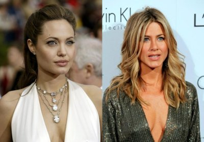 Angelina Jolie vs. Jennifer Aniston