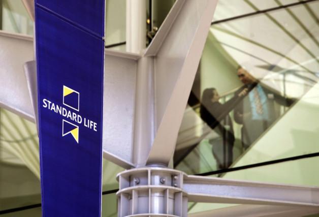 Standard Life Plc Posts Rise in AUA