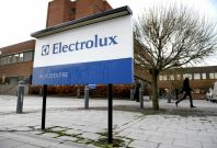 Electrolux Reports Q1 Sales Rise