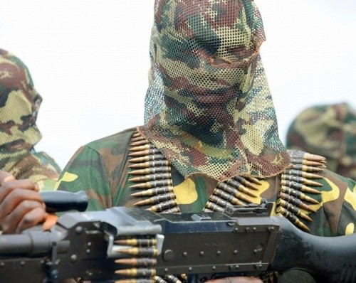 Suspected member of Islamist militant sect Boko Haram