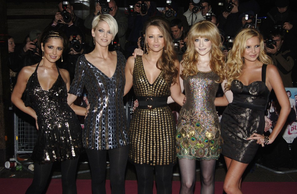 Cheryl Cole hints Girls Aloud may get together for 10th anniversary