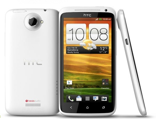 HTC One X LTE
