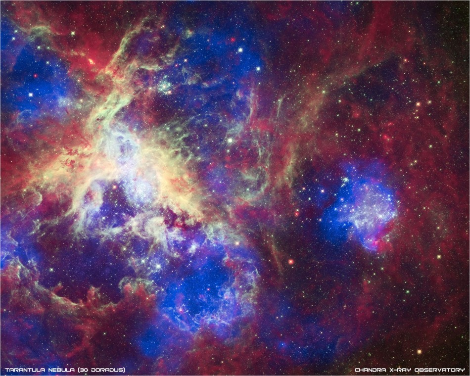 Hubble's Iconic Cosmic Images