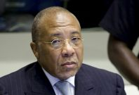 Former Liberian President Charles Taylor, Reuters