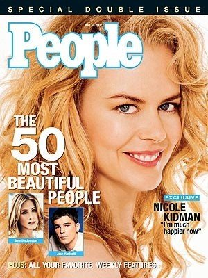 Nicole Kidman in People Magazine