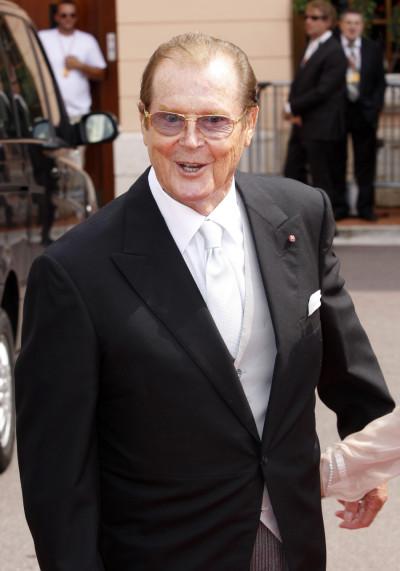James Bond No.2 Roger Moore