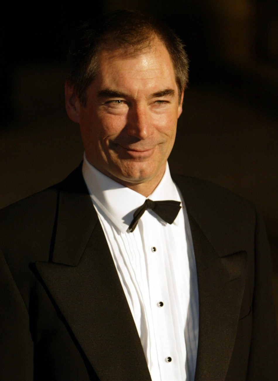 James Bond No.3 Timothy Dalton