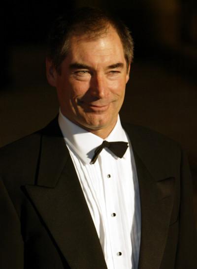 James Bond No.3 Timothy Dalton