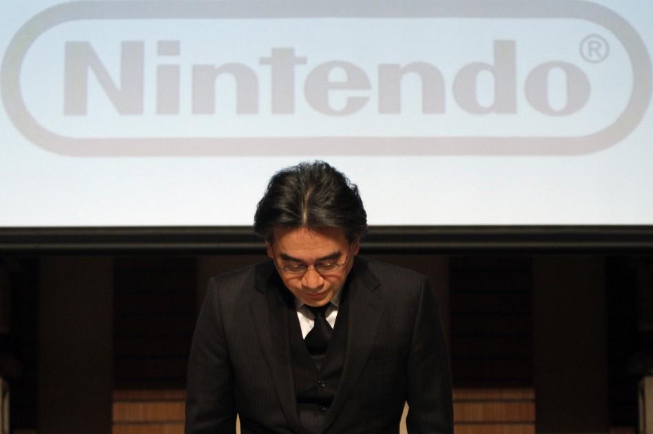 Nintendo Posts First Operating Loss