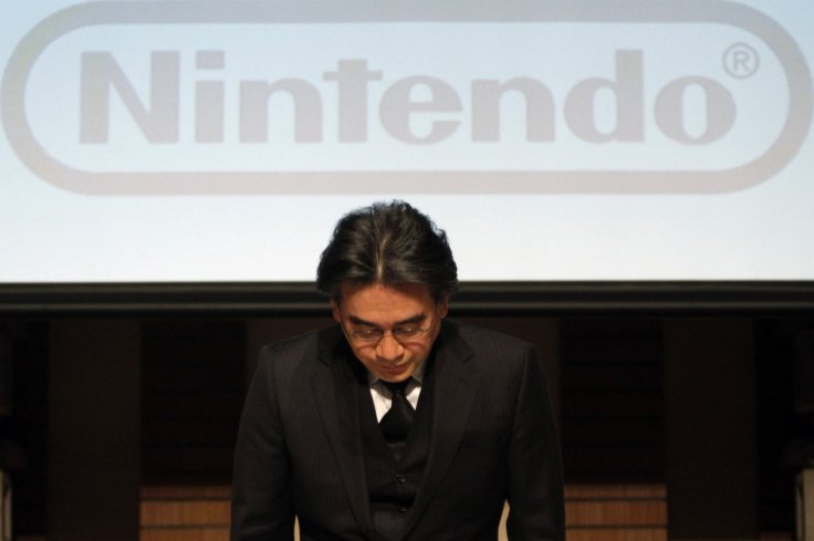 Nintendo Posts First Operating Loss