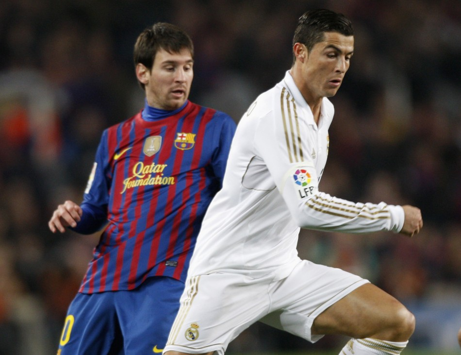 Ronaldo better than Messi, says Jose Mourinho