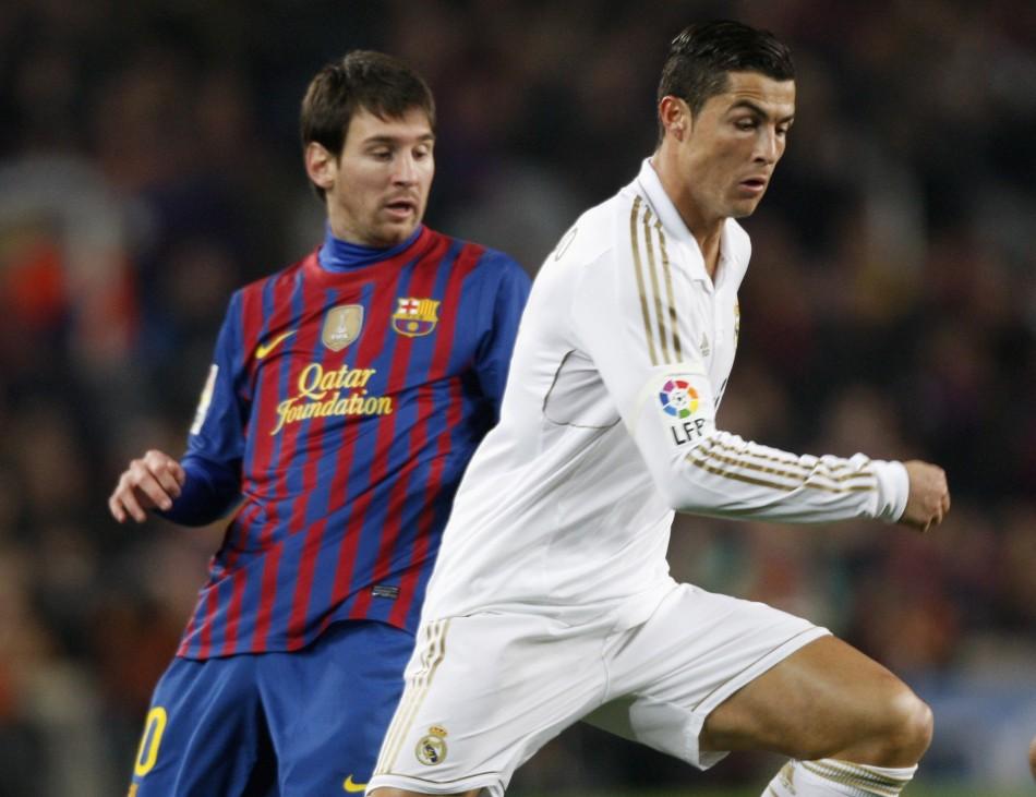 Ronaldo better than Messi, says Jose Mourinho