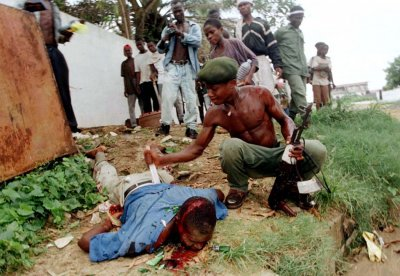 Charles Taylor, Liberia, Sierra Leone Blood Diamond Conflict in Pictures