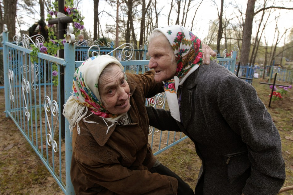 Chernobyl Anniversary