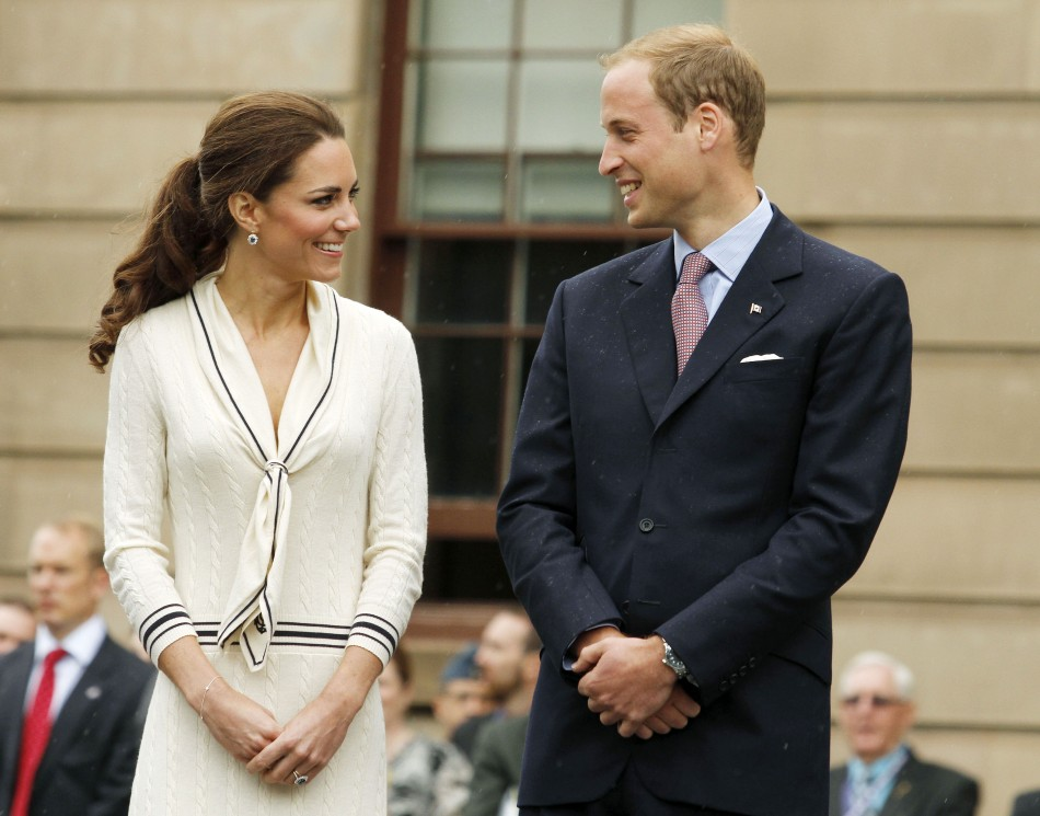 Prince William, Kate Middleton Wedding Anniversary