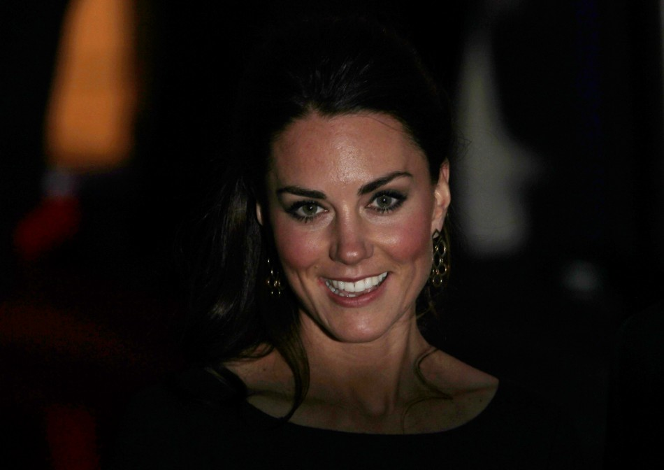 Kate Middleton Wows Royal Fans at the Imperial War Museum Reception