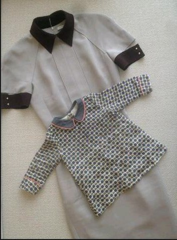 Victoria Beckham and baby Harper039s styles