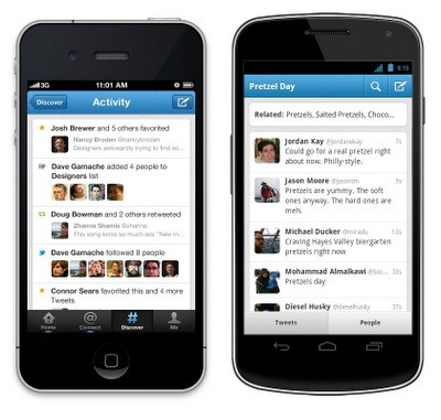 New Version of Twitter Brings Advanced Features for iPhone and Android Devices