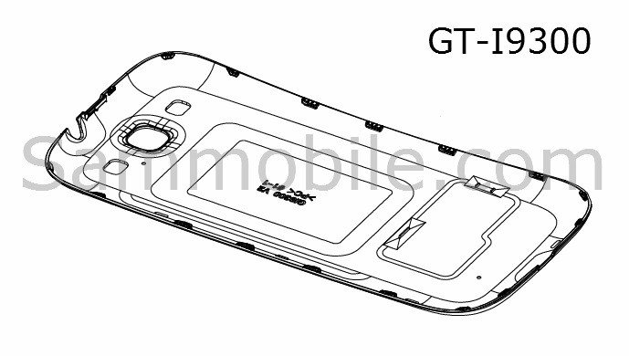 Leaked Samsung Galaxy S3 Image and Service Manual Reveal Specs