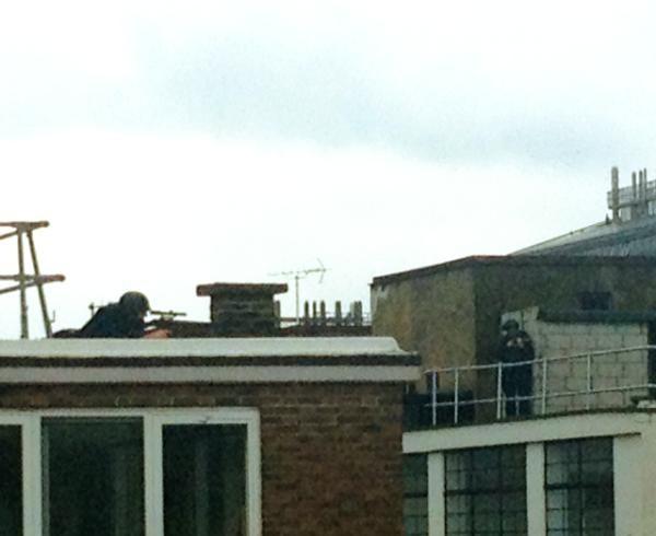 Snipers Tottenham Court Road
