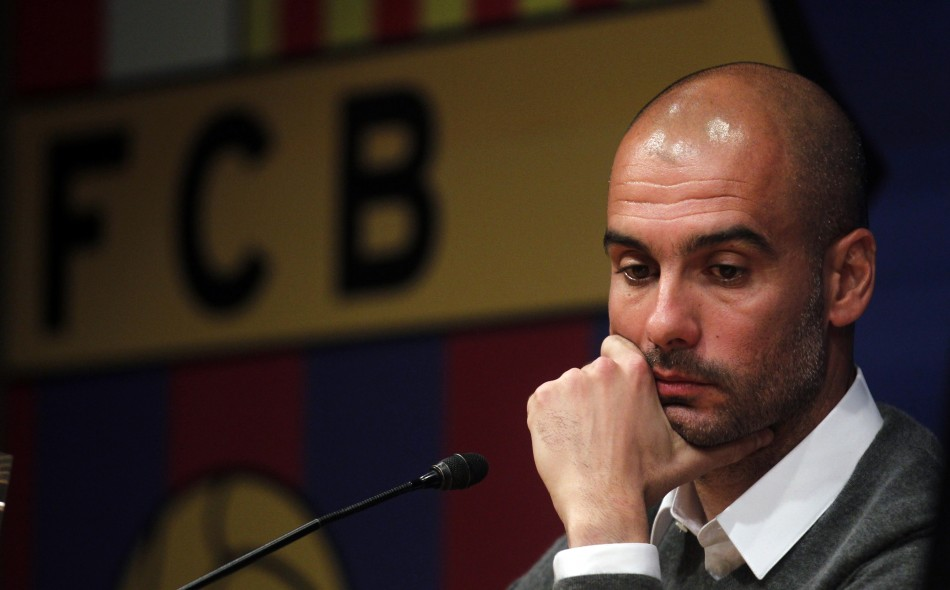 Pep Guardiola not coming to Chelsea