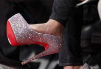 For many women wearing heels is just another painful thing they do for beauty. However, for a small few, the pain of wearing high heels is compounded by the pain of plastic surgery to fit into them.