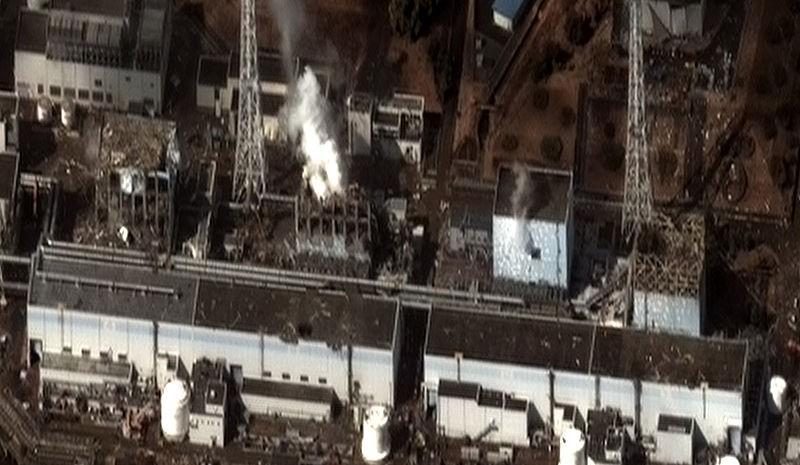 Fukushima Daichi Disaster