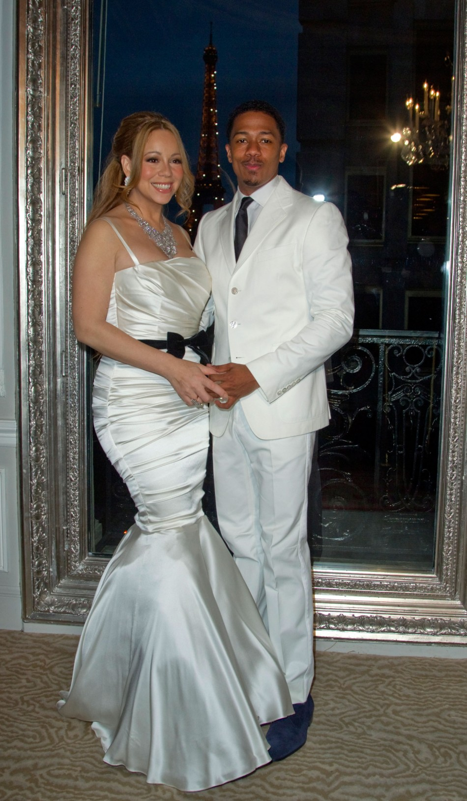 Mariah Carey And Nick Cannon Say 'I Do' For Fourth Time