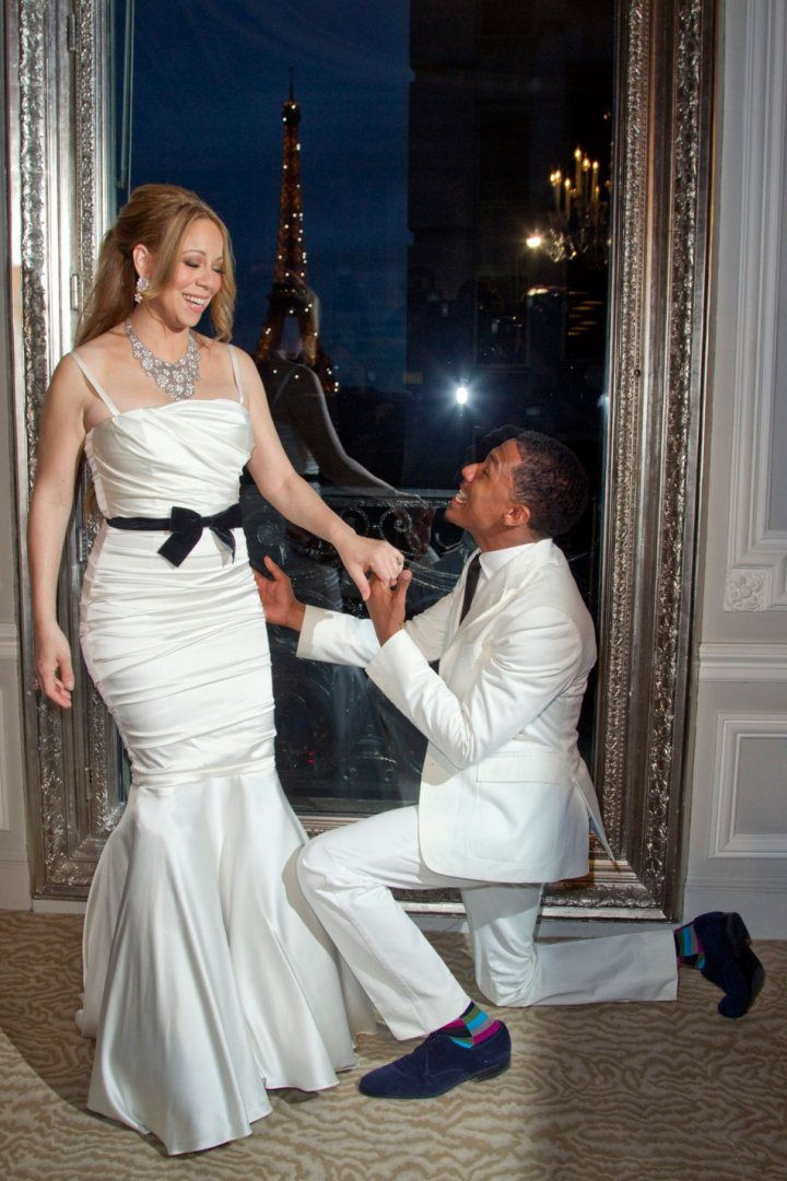 Mariah Carey and Nick Cannon Says 'I do' for the Fourth Time