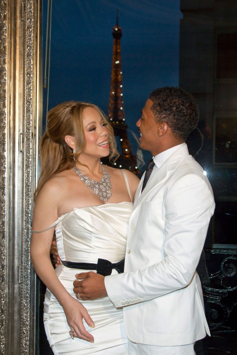 Mariah Carey and Nick Cannon Says I do for the Fourth Time