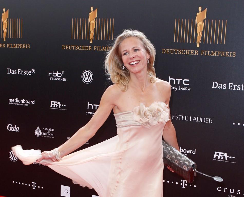 German Film Prize Lola 2012 Most Stunning Red Carpet Beauties