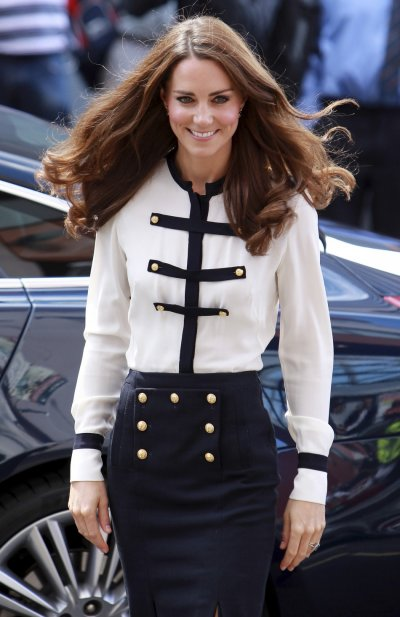 Kate Middleton in Formals