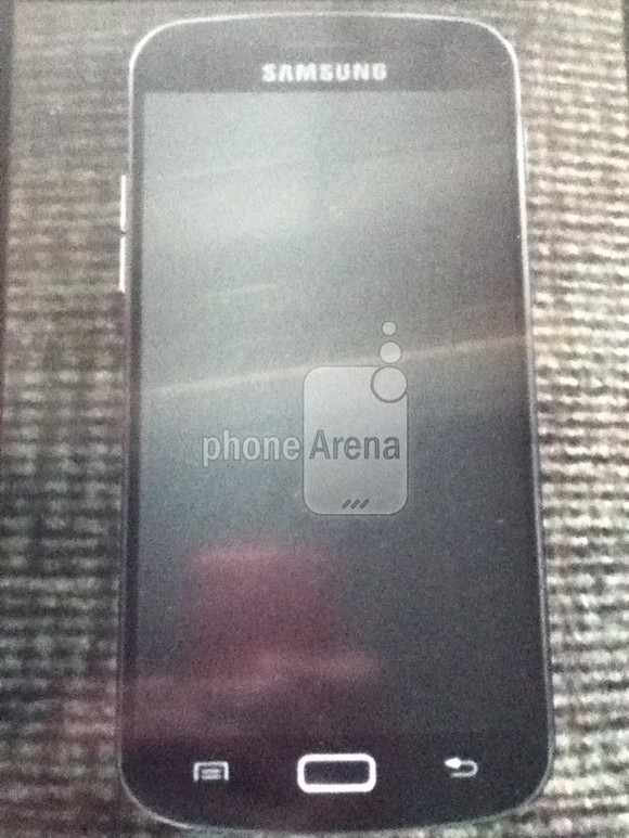 Samsung Galaxy S3 Leaked Image