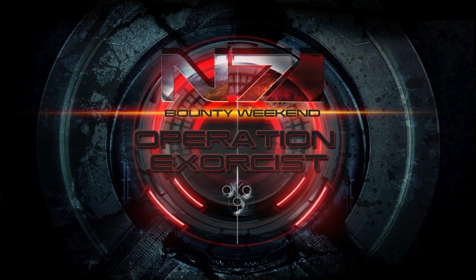 Mass Effect 3: Operation Exorcist