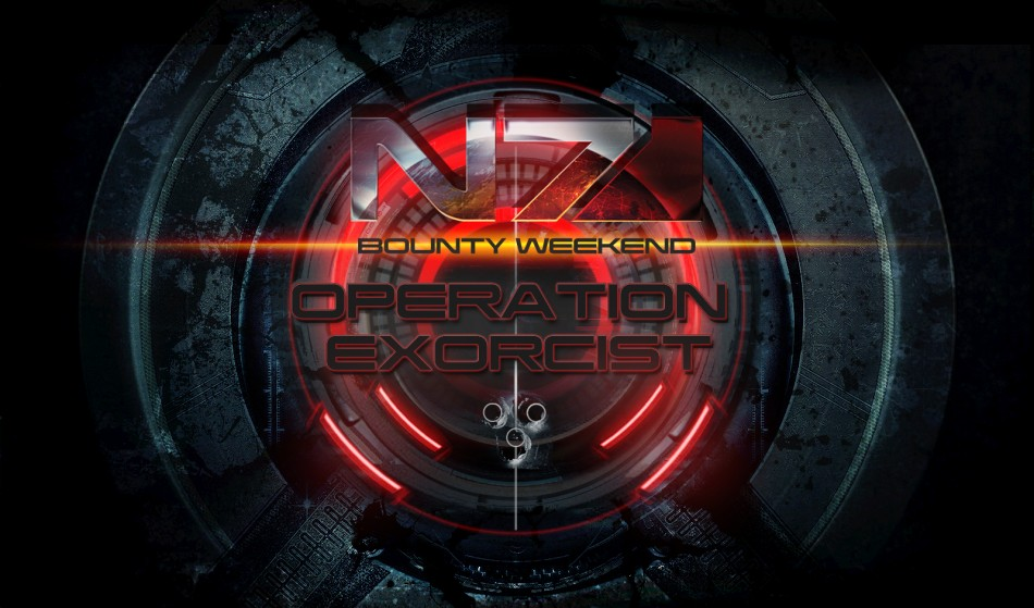 Mass Effect 3: Operation Exorcist