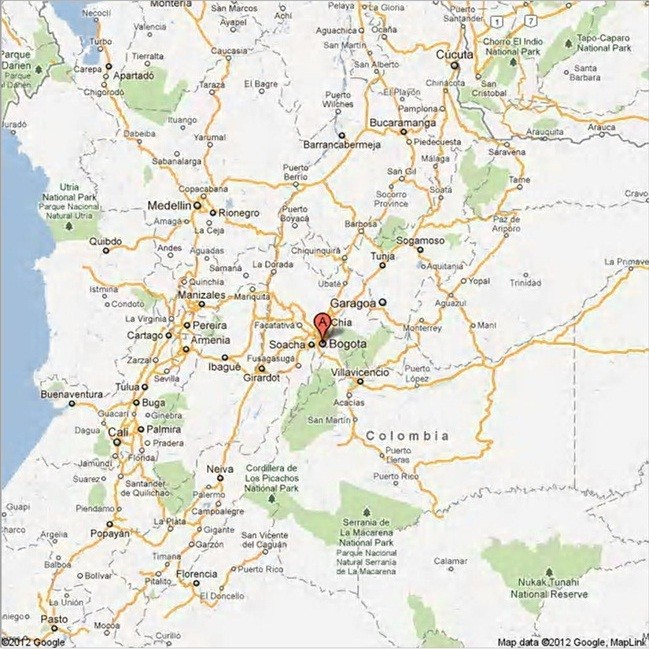 Colombia FARC attack