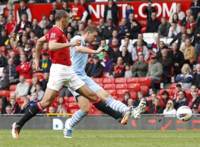 Manchester United v Manchester City a flashback