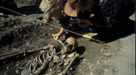 DNA Studies Reveals Spread Of European Agriculture In Stone Age