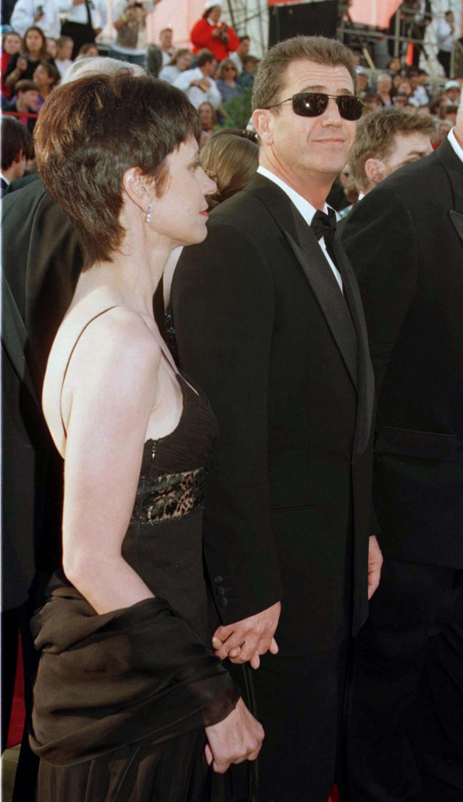 Mel Gibson and Robyn Gibsons divorce was finalised in 2011