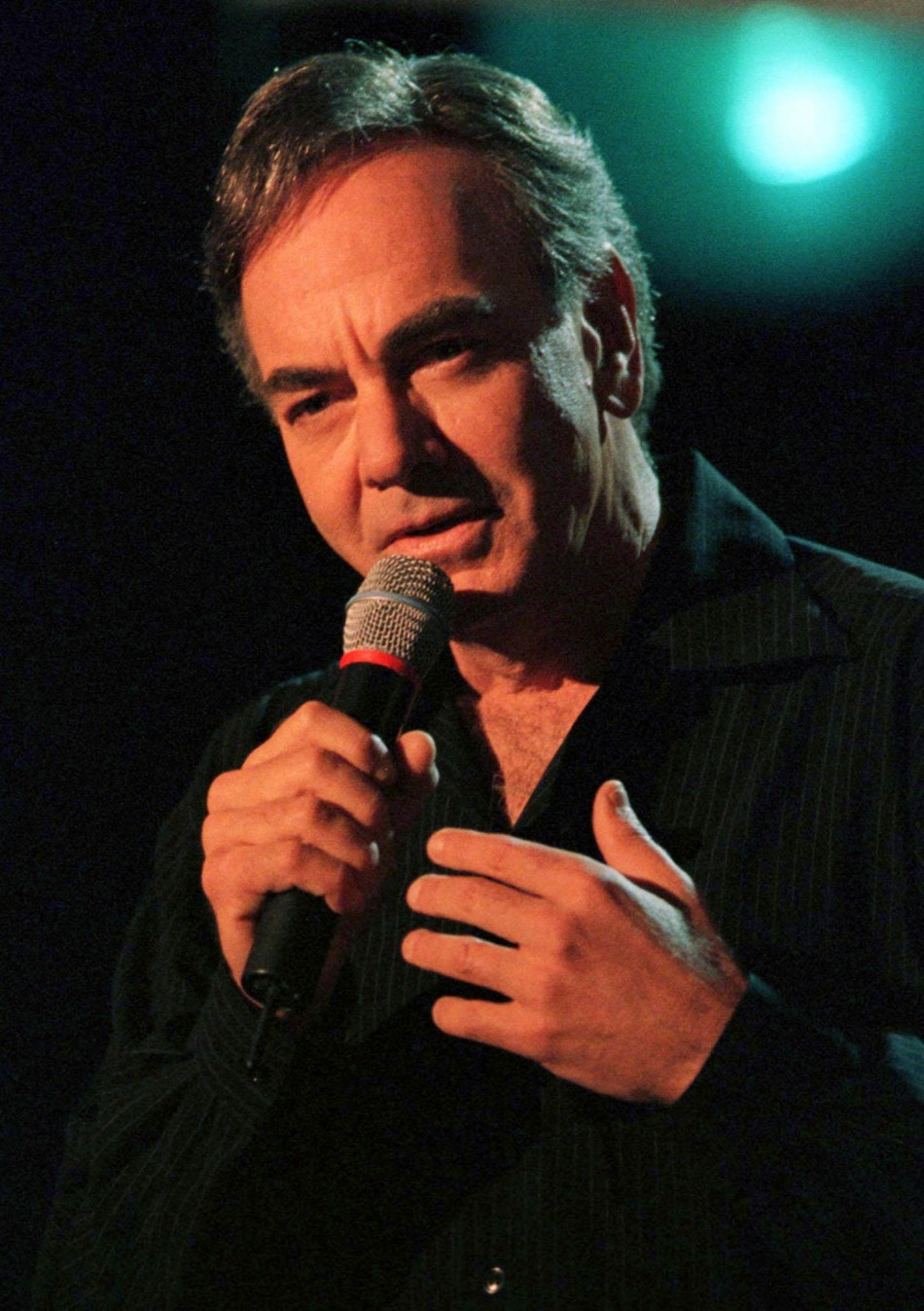Neil Diamond and his wife divorced in 1994
