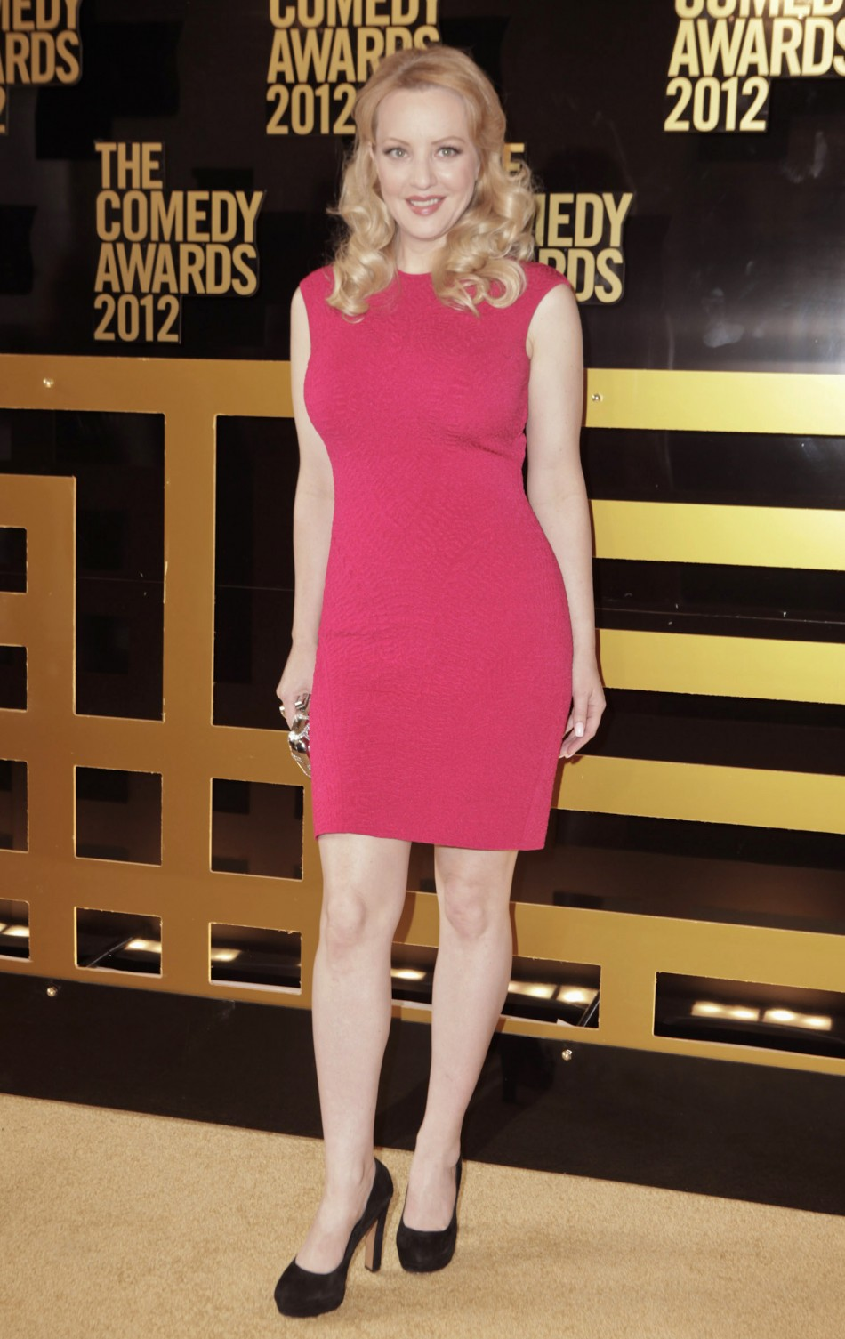 Wendi McLendon-Covey arrives for Comedy Awards 2012 in New York