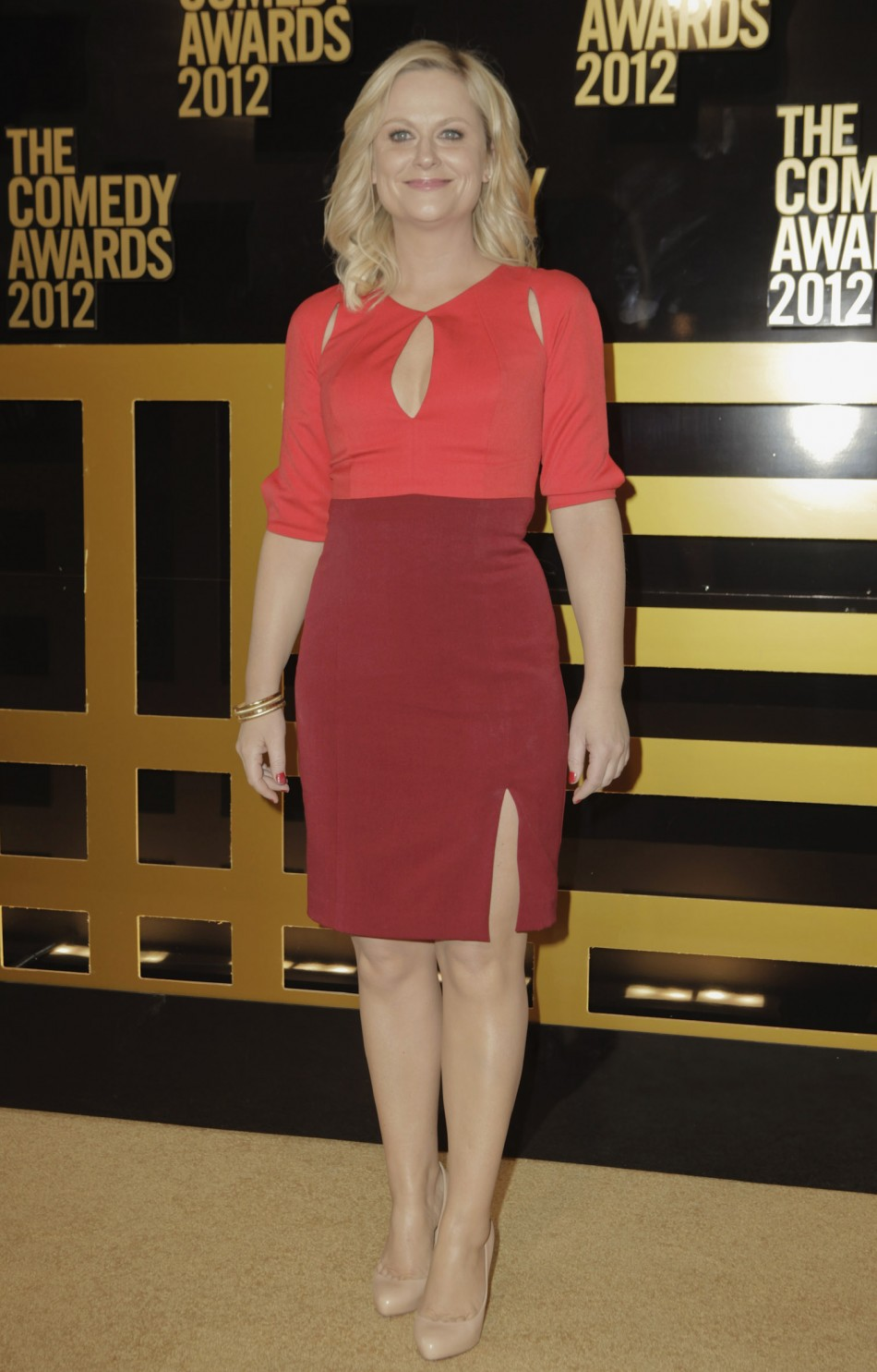 Actress Poehler arrives for the Comedy Awards 2012 in New York City