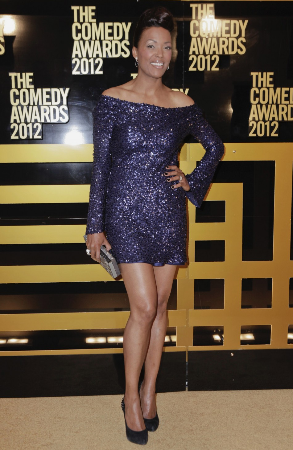 Actress Tyler arrives for the Comedy Awards 2012 in New York City