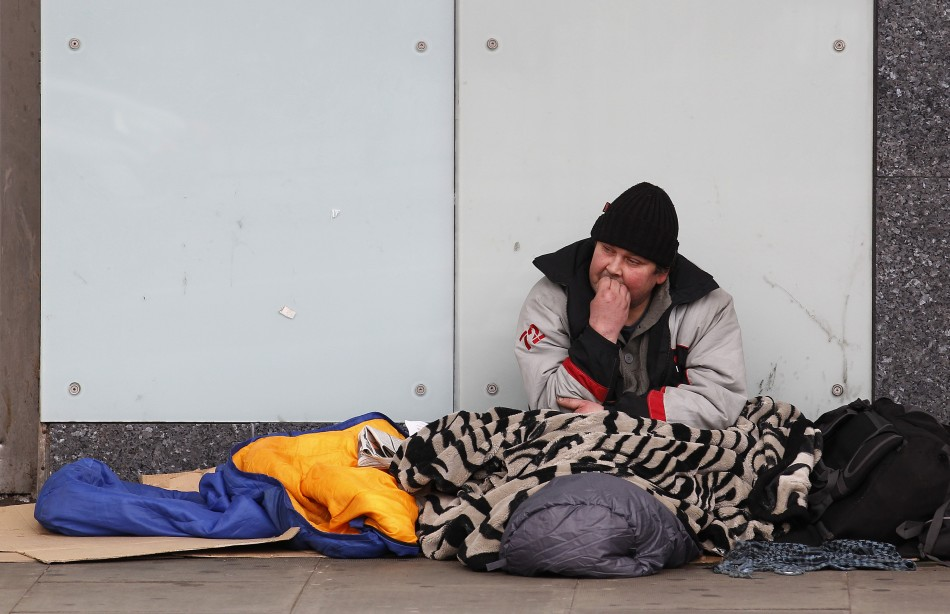 Britain on the Breadline: Middle Class, Hungry and Homeless