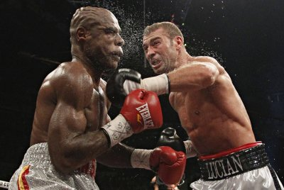 The Brutal Art of the Knockout Punch