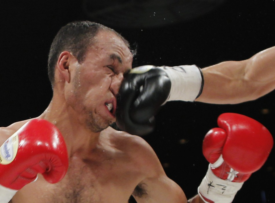... Knockout: The Brutal Art of the Perfect Knockout Punch [SLIDESHOW