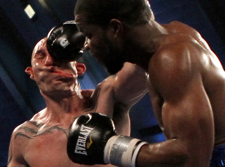 The Brutal Art of the Perfect Knockout Punch