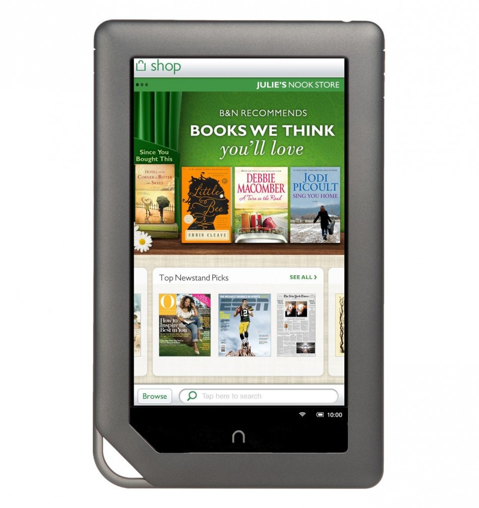 Microsoft and barnes noble team up on nook for Noble windows