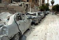 Syria suicide bombings